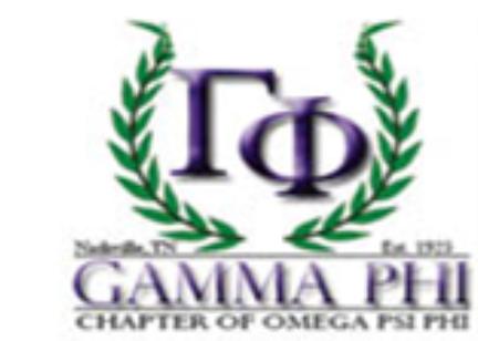 Gamma Phi